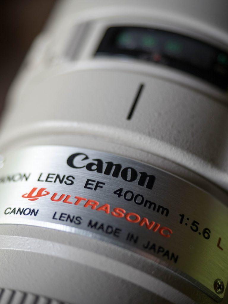 CANON EF400mm F5.6L USM